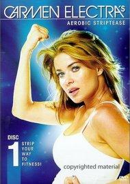 Carmen Electras Aerobic Striptease Movie