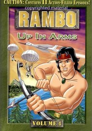 Rambo: Volume 4 - Up In Arms Movie