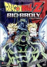 Dragon Ball Z: Bio-Broly - The Movie (Uncut) Movie