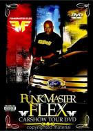 FunkMaster Flex: Car Show Tour DVD Movie