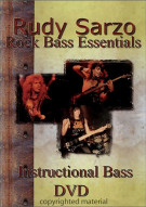 Rudy Sarzo: Rock Bass Essentials Movie