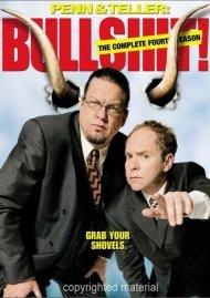 Penn & Teller: Bullshit! The Complete Season 4 (Uncensored) Movie
