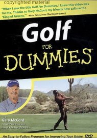 Golf For Dummies Movie