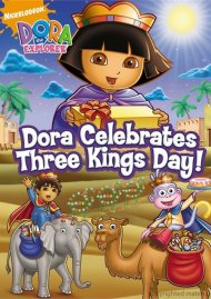 Dora The Explorer: Dora Celebrates Three Kings Day! Movie