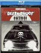 Death Proof: Extended And Unrated Blu-ray
