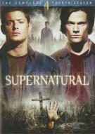 Supernatural: The Complete Fourth Season Movie
