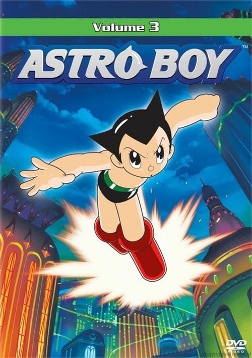 Astro Boy: Volume 3 Movie