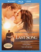 Last Song, The (Blu-ray + DVD Combo) Blu-ray