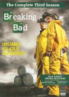 Breaking Bad: The Complete Third Season Movie
