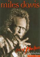 Miles Davis: Live At Montreux - Highlights 1973-1991 Movie