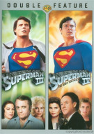 Superman III / Superman IV (Double Feature) Movie