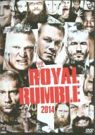 WWE: Royal Rumble 2014 Movie