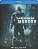 Confession Of Murder Blu-ray