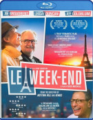 Week-End, Le Blu-ray