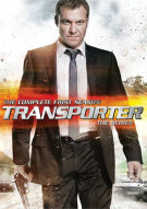 Transporter The Series: The Complete First Season Movie