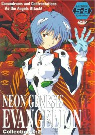 Neon Genesis Evangelion Collection 0:2 Movie