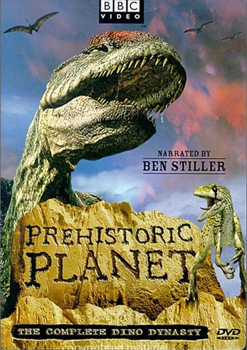 Prehistoric Planet: The Complete Dino Dynasty Movie