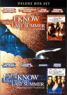 I Know What You Did Last Summer / I Still Know What You Did Last Summer (Deluxe Box Set) Movie