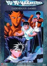 Yu Yu Hakusho: Dangerous Games (Uncut) Movie