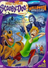 Whats New Scooby-Doo?: Halloween Boos And Clues  Movie