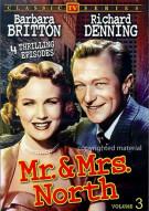 Mr. & Mrs. North: Volume 3 Movie
