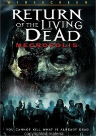 Return Of The Living Dead: Necropolis Movie