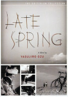 Late Spring: The Criterion Collection Movie