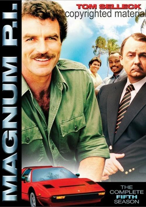 Magnum P.I.: The Complete Fifth Season Movie