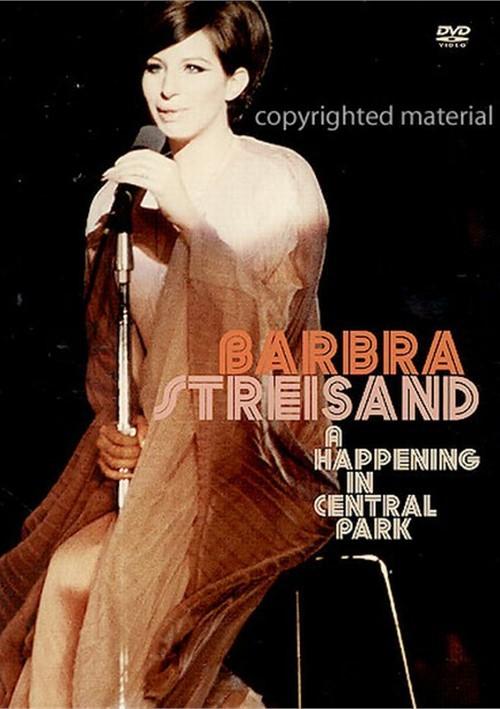 Barbra Streisand: A Happening In Central Park Movie
