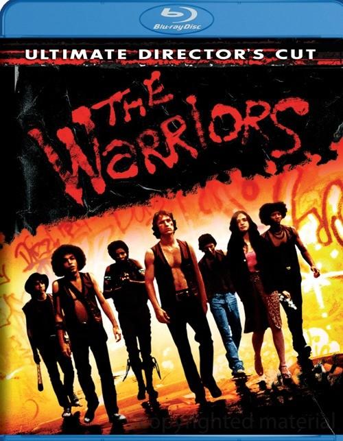 Warriors, The: Ultimate Directors Cut Blu-ray