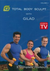 Gilad: Total Body Sculpt Workout 2 Movie