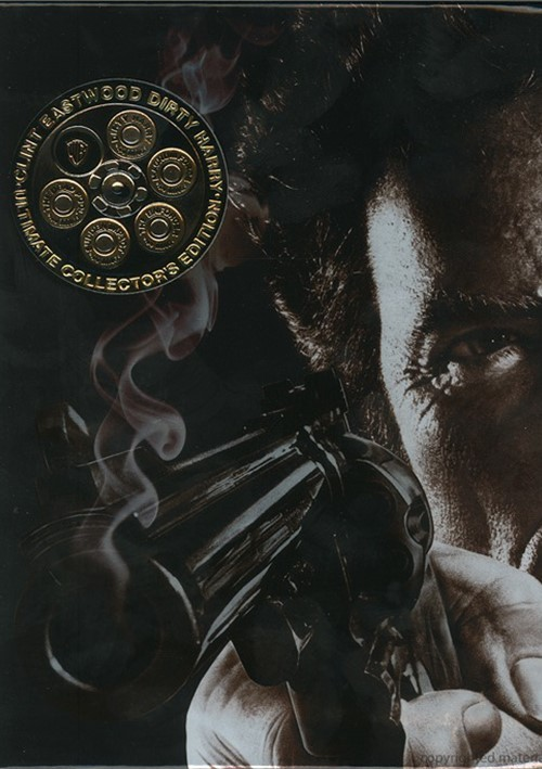 Dirty Harry: Ultimate Collectors Edition Movie