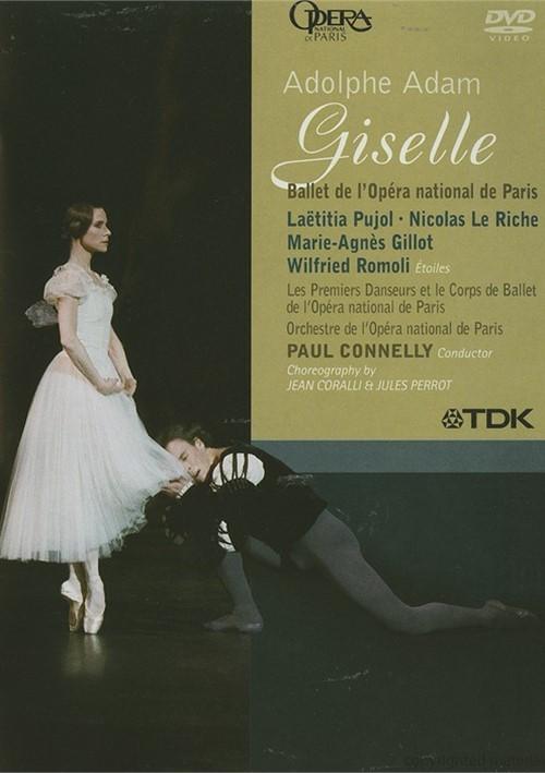 Adolphe Adam: Giselle Movie