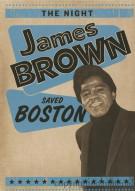 Night James Brown Saved Boston, The Movie
