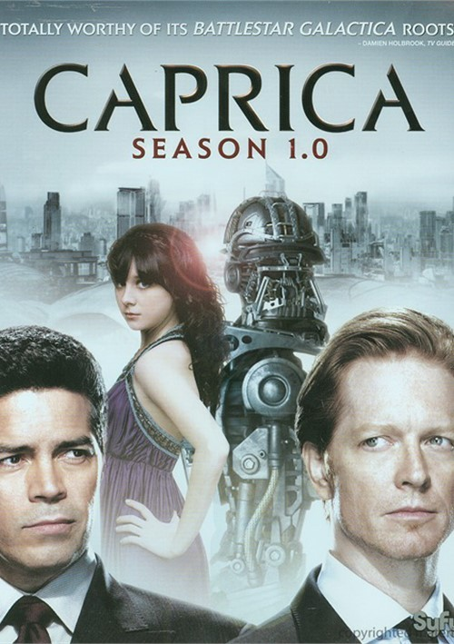 Caprica: Season 1.0 Movie