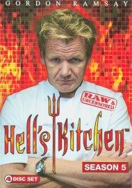 Hells Kitchen: Season 5 - Raw & Uncensored Movie