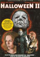Halloween II: Collectors Edition Movie