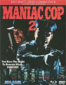 Maniac Cop 2 (Blu-ray + DVD Combo) Blu-ray