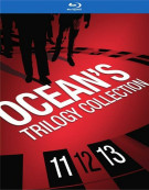 Oceans Trilogy Collection Blu-ray