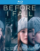 Before I Fall (Blu-ray + DVD + UltraViolet) Blu-ray