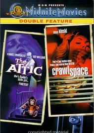 Attic, The/ Crawlspace (Double Feature) Movie