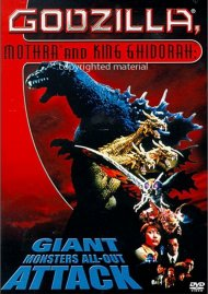 Godzilla, Mothra and King Ghidorah: Giant Monsters All Out Attack Movie