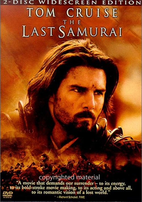 Last Samurai, The (Widescreen) Movie