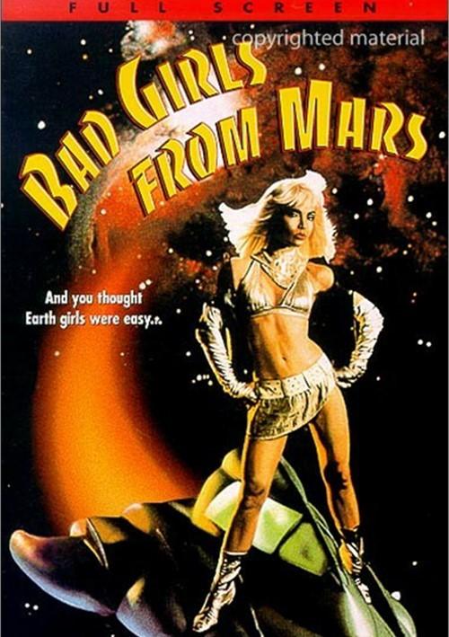 Bad Girls From Mars Movie