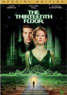 Thirteenth Floor, The: Special Edition Movie