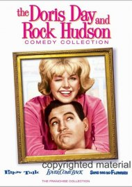 Doris Day And Rock Hudson Comedy Collection Movie
