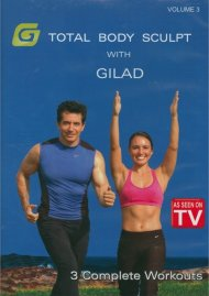 Gilad: Total Body Sculpt Workout 3 Movie
