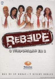 Rebelde: 3 Temporadas En 1 Movie