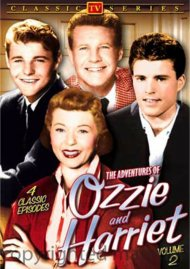Adventures Of Ozzie & Harriet, The: Volume 2 Movie