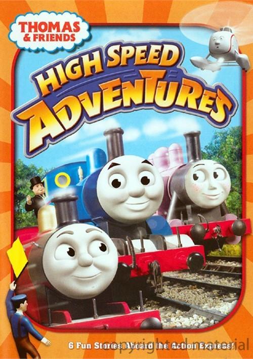 Thomas & Friends: High Speed Adventures Movie
